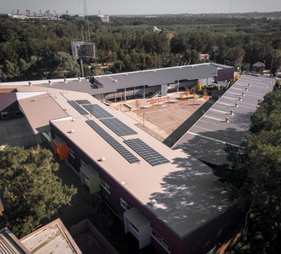 Vic Ave PS Solar